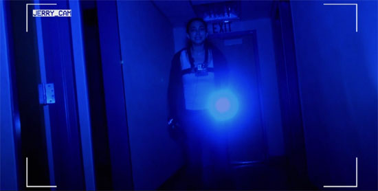 arkham sanitarium found footage