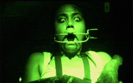 arkham sanitarium girl