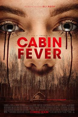cabin fever 2016 cover