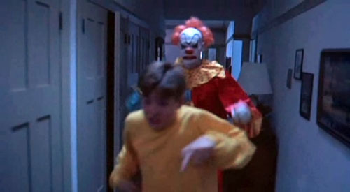 clownhouse chase