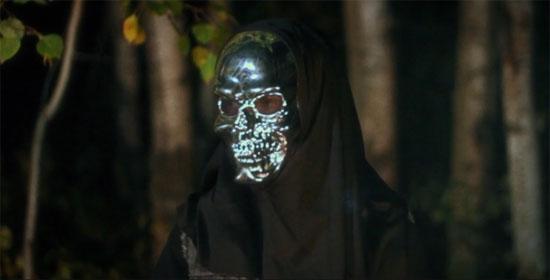 dark forest mask