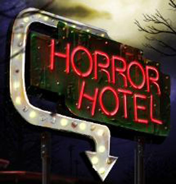 horror hotel cover