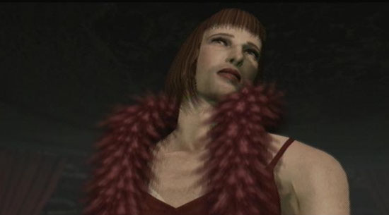 deadly premonition drag