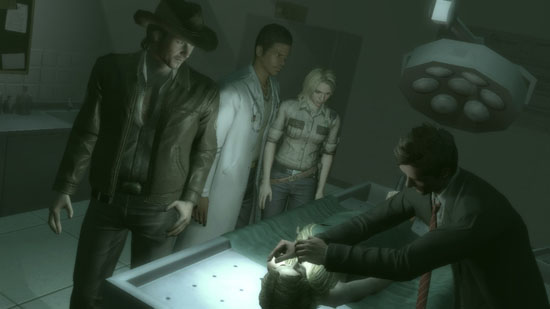 deadly premonition morgue