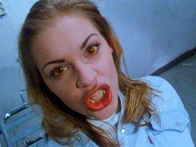 evil ed girl fangs