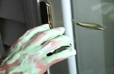 theatre of deranged 1 green hand