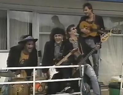 houseboat horror band