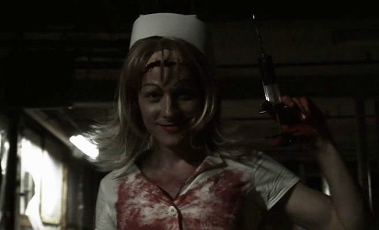 dark feed nurse