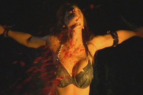 dark rising bring your battle axe girl blood
