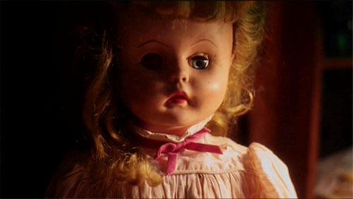 sacred doll