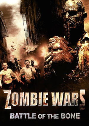 zombie wars battle of bone cover