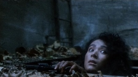 evil dead trap main girl