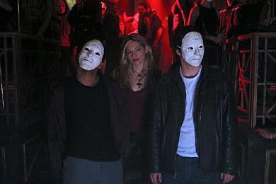hellraiser hellworld masks