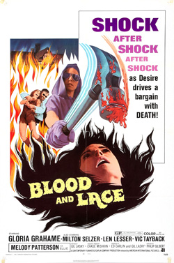 blood and lace cover