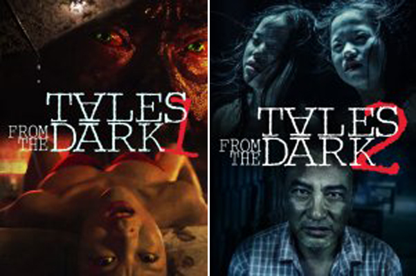 tales from the dark 1 and 2