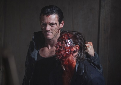 no one lives bloody face