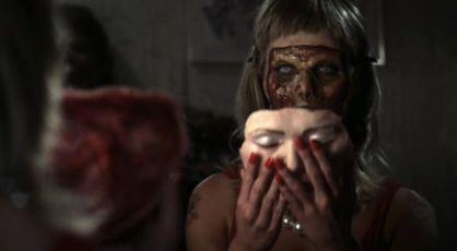 trailer park of terror face mask