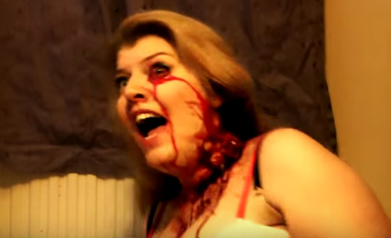 silent night bloody night homecoming victim