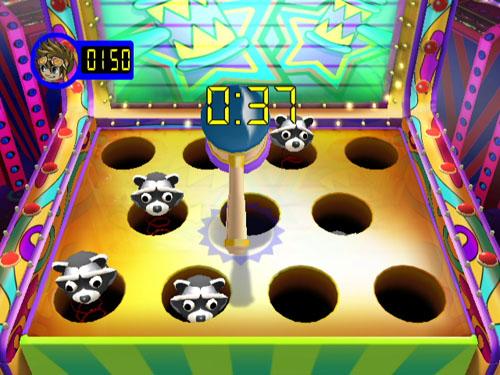 arcade zone wack a mole