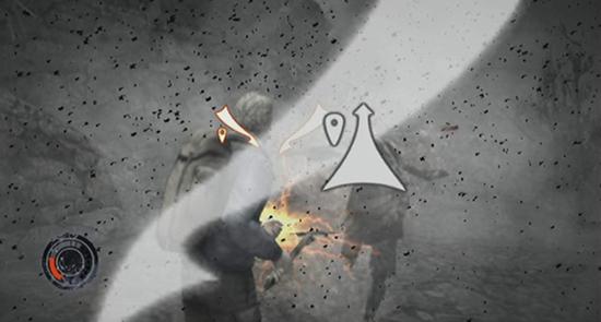 cursed mountain symbols