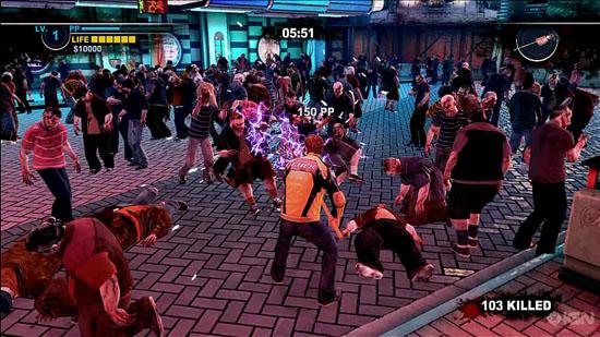 dead rising 2 mob