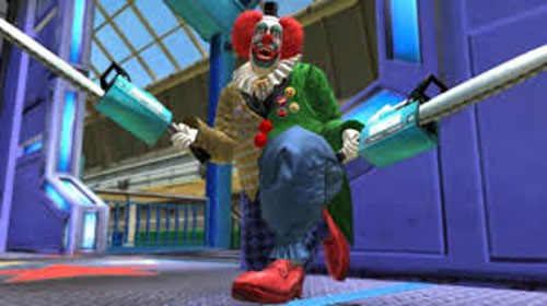 dead rising clown