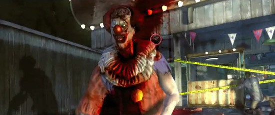 house of dead overkill clown