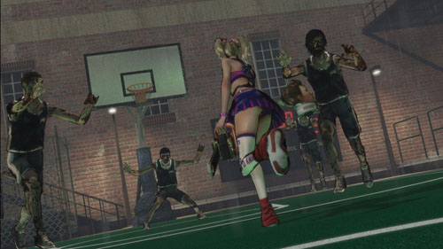lollipop-chainsaw basketball