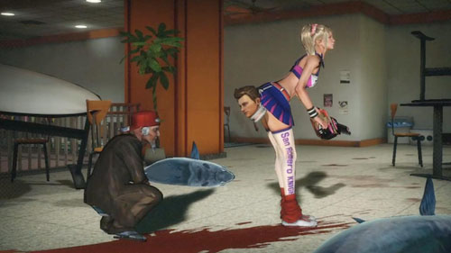 lollipop-chainsaw boyfriend