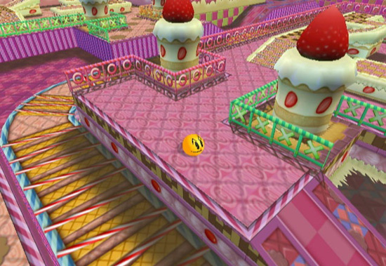 namco museum pac n roll 3
