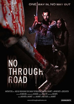 no through road cover