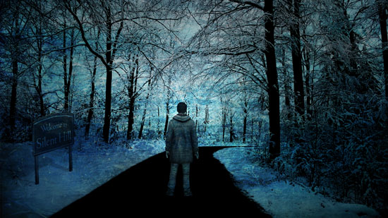 silent hill shattered memories snow