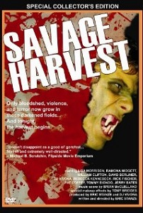 savage harvest cover