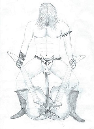 Power Cord sketch