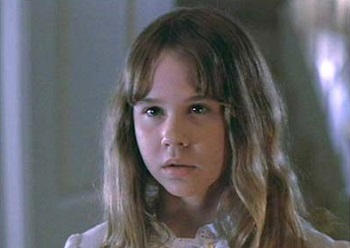 linda blair smaller