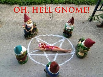 hell gnomes