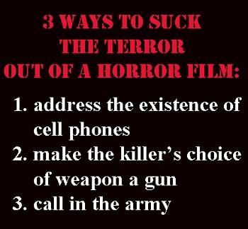 horror terror killers