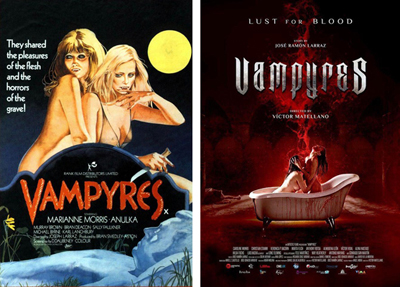 vampyres movies