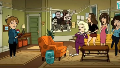hot in cleveland animated