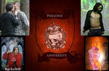 paradise university smaller