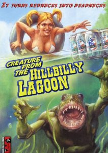 creature from hillbilly lagoon