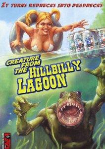 creature from hillbilly lagoon